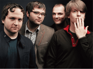 Death Cab for Cutie. Media credit to Pop Matters.
