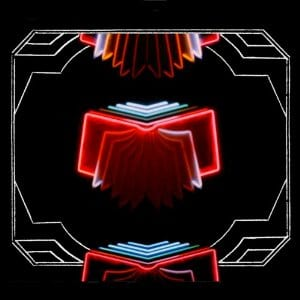 "Arcade Fire's ""Neon Bible"". Media credit to Amazon."