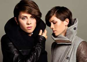 Twins Tegan and Sara have been active on the indie-rock scene since 1995.