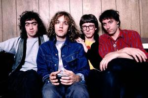 The men of R.E.M. Media credit to Billboard.com