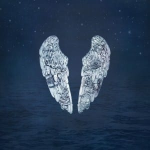 "Album art of Coldplay's new ""Ghost Stories"". Media credit to Parlophone Records."