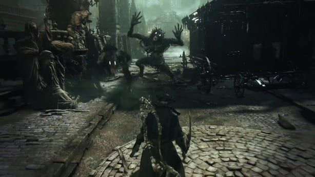 Bloodborne: The veil has been lifted on what Hidetaki Miyazaki's has been working on since the original Dark Souls.