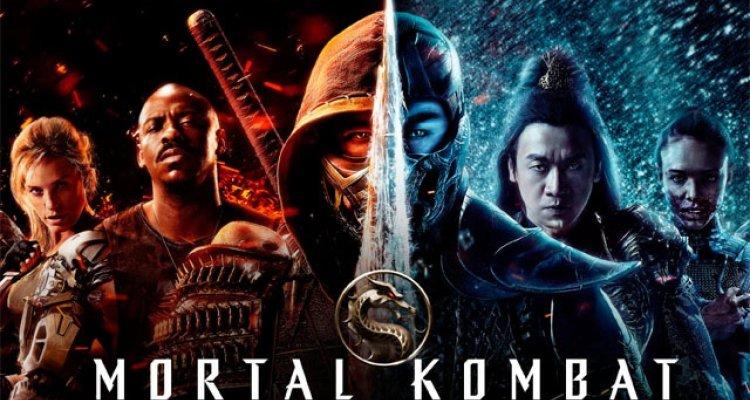 mortal kombat is a bad movie.
