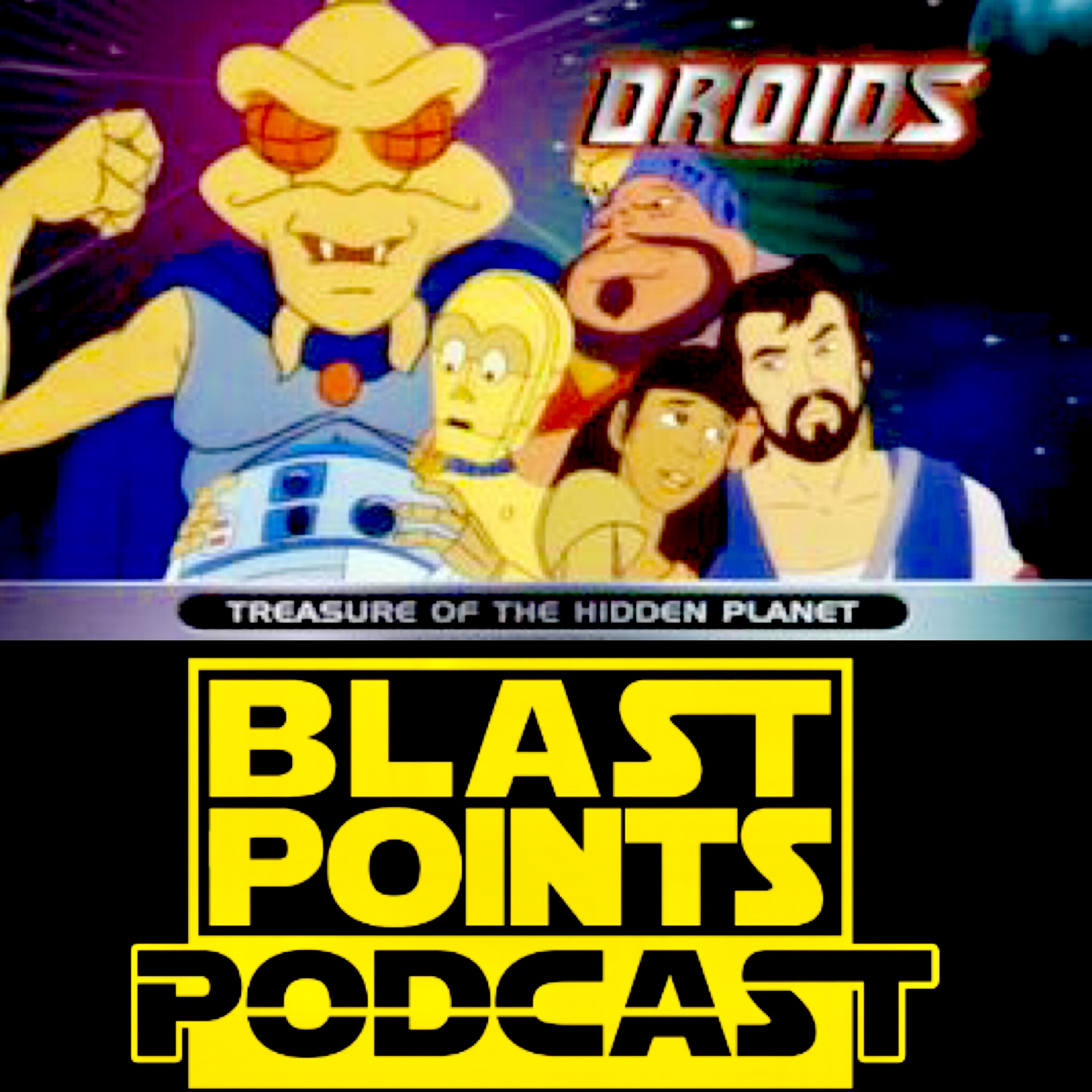 Episode 84 – We Survived the Droids Treasure of the Hidden Planet