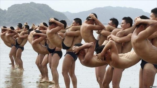 гей парни спорт