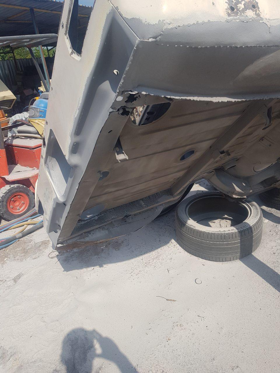 Успешно пясъкоструене от BlastVV