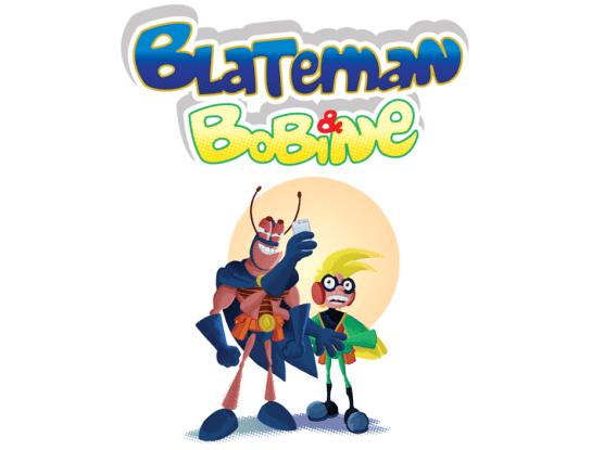 Blateman & Bobine