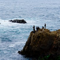 Big Sur Fishermen