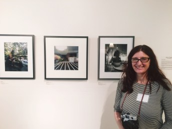 """In May and June my pinhole photos were in a show called """"Slowing the Selfie!"""""""