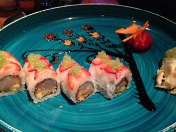 Haru - lobster roll (maybe not)