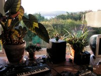 Studio in the sticks in Wales