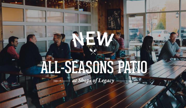 new all seasons patio blatt beer table