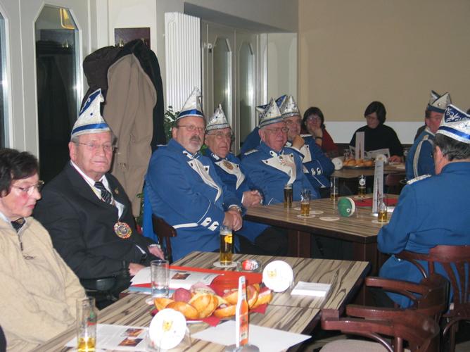 Corpstreffen 2009
