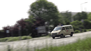 Mannschaftswagen des DRK KV Krefeld (c) Giesberts