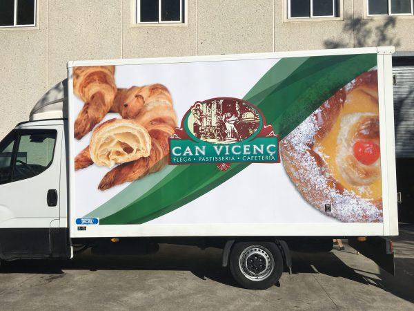 rotular furgonetas