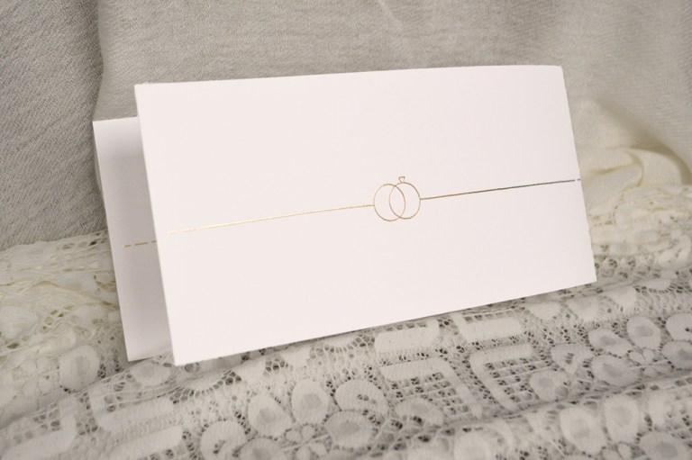 Huwelijksuitnodiging op maat