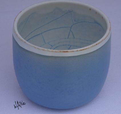 Terra Sigillata tea bowl.