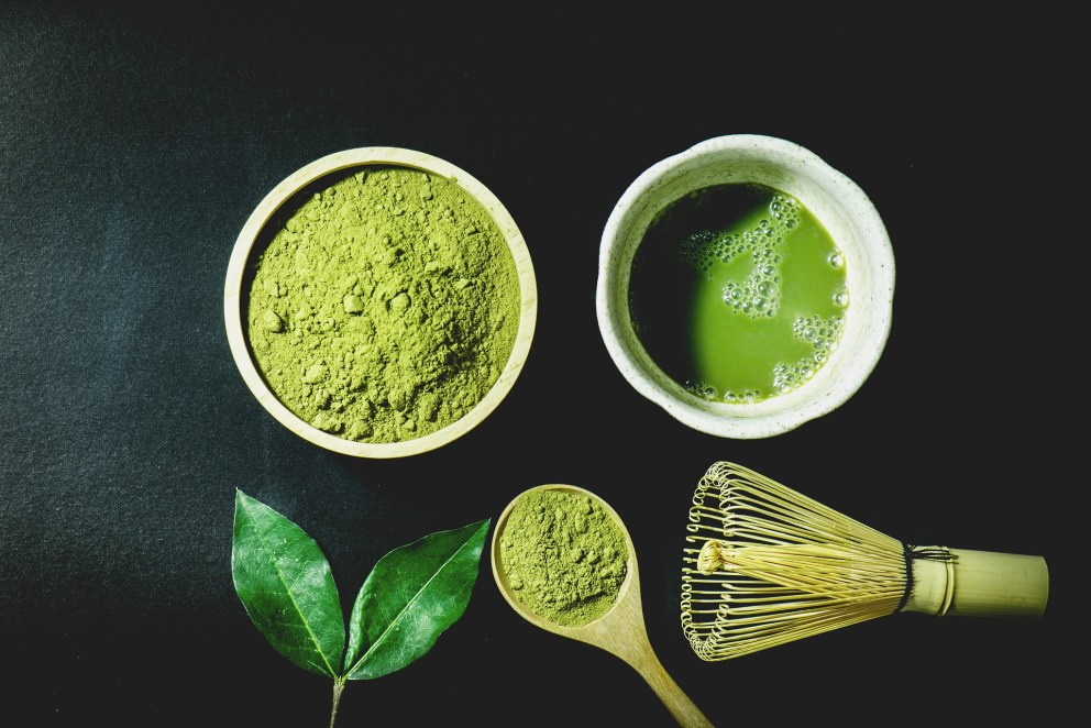 Try Eating Matcha Before A Ride