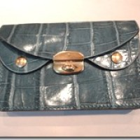 J&M DAVIDSON   BUG EYE PURSE