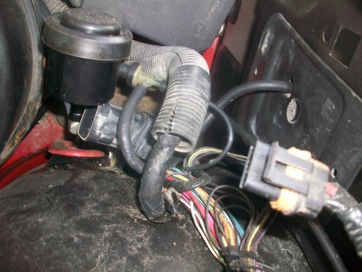 where do i find my vacuum tank in my fender  Blazer Forum