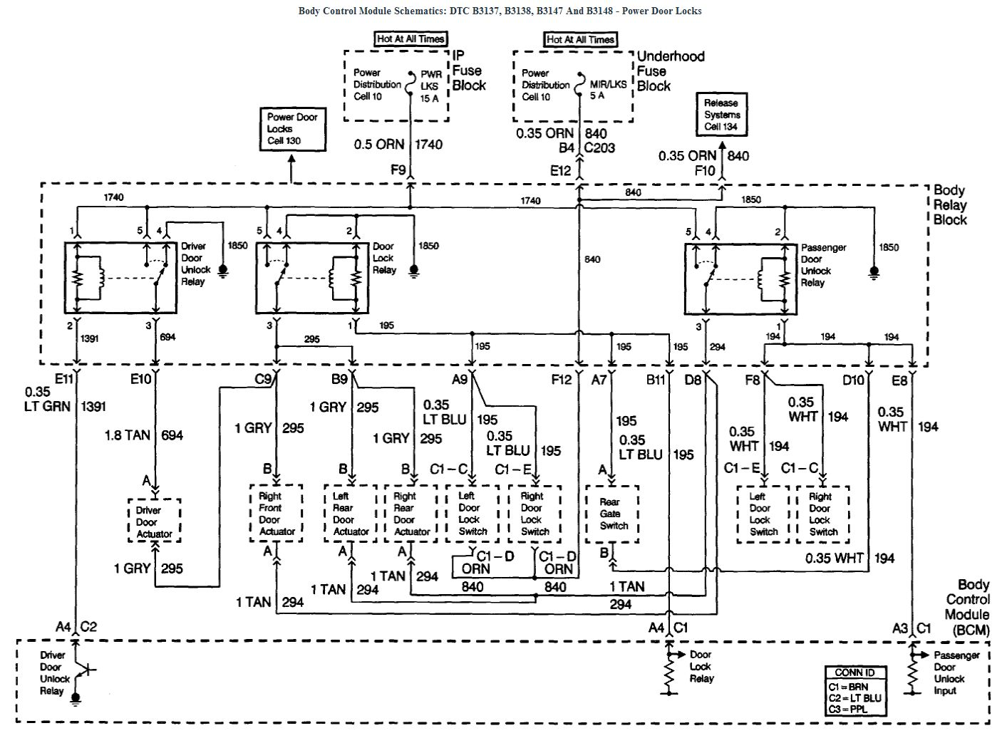 Chevy S10 Bcm Location Chevy Wiring Diagram Images