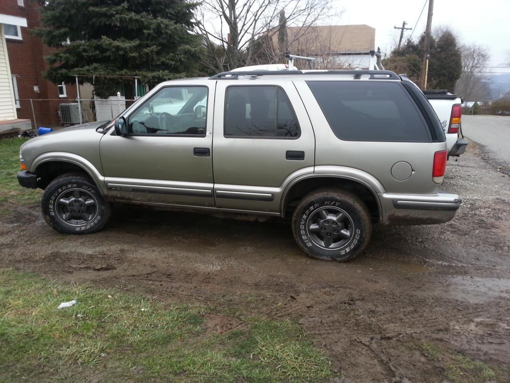 1998 Chevy Work Truck Rim