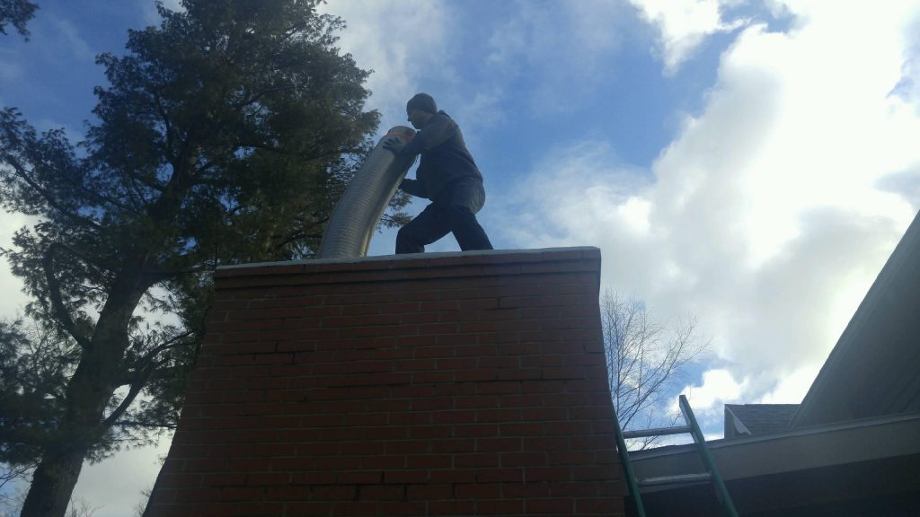 flue tile removal in syracuse ny