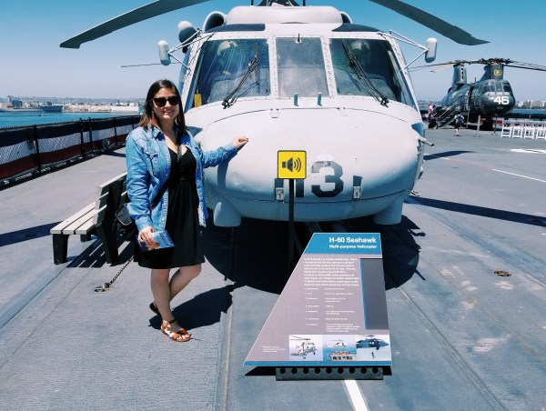 Things to do in San Diego_USS Midway Muesum
