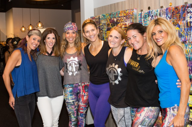 WheelPower, Blazin' Babes and all supporting vendors together celebrating women and giving back.