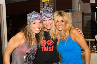 WheelPower Instructors and Ronit from RogaWear posing for a photo