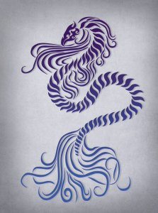 Air Serpent by erin the fairy at Deviant Art