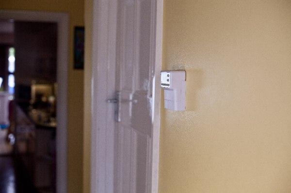 Light Switch Timer Wall