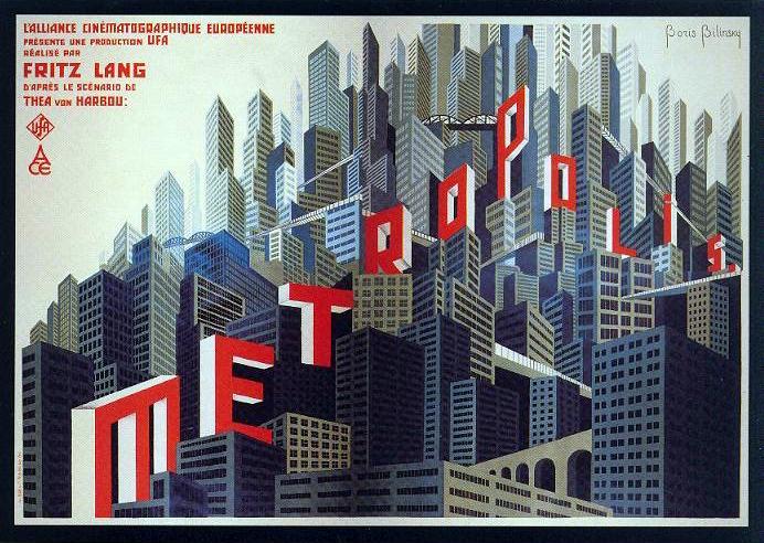 Metropolis A German Expressionist Science-Fiction Epic