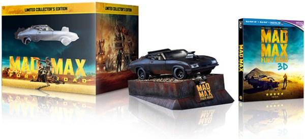 Mad Max: Fury Road Limited Edition 'Intercepter' statuette