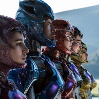 We Go Behind The Scenes of The Power Rangers