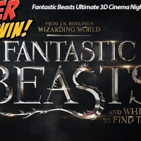 The Ultimate Fantastic Beasts 3D Cinema Night Out Giveaway