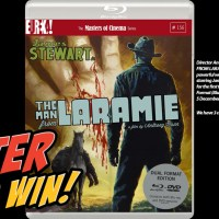 Win The Man From Laramie Dual Format (Blu-ray & DVD) Edition