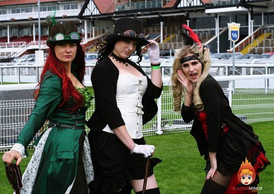 Ladies Day at Chester Comic-Con