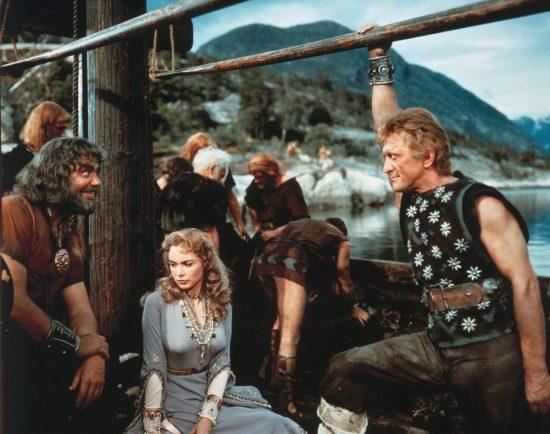 The Vikings - Kirk Douglas - Still (Eureka Entertainment)