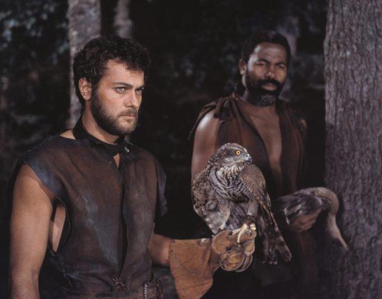 The Vikings - Tony Curtis - Still (Eureka Entertainment)
