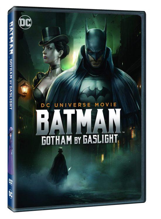 Gotham by Gaslight Steelbook