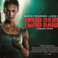 Win Tomb Raider Official Merchandise - In Cinemas March 16th