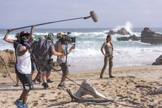 Tomb Raider (Behind the Scenes - Warner Bros UK)