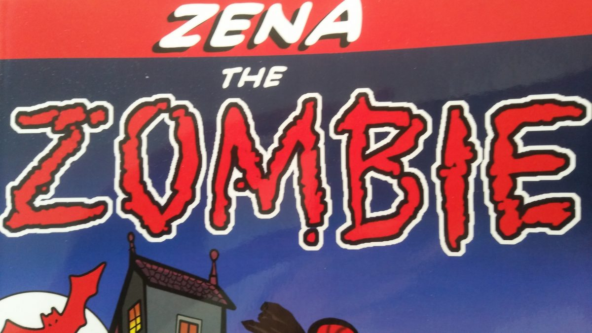 Zena the Zombie – A fun book for all the family – Review