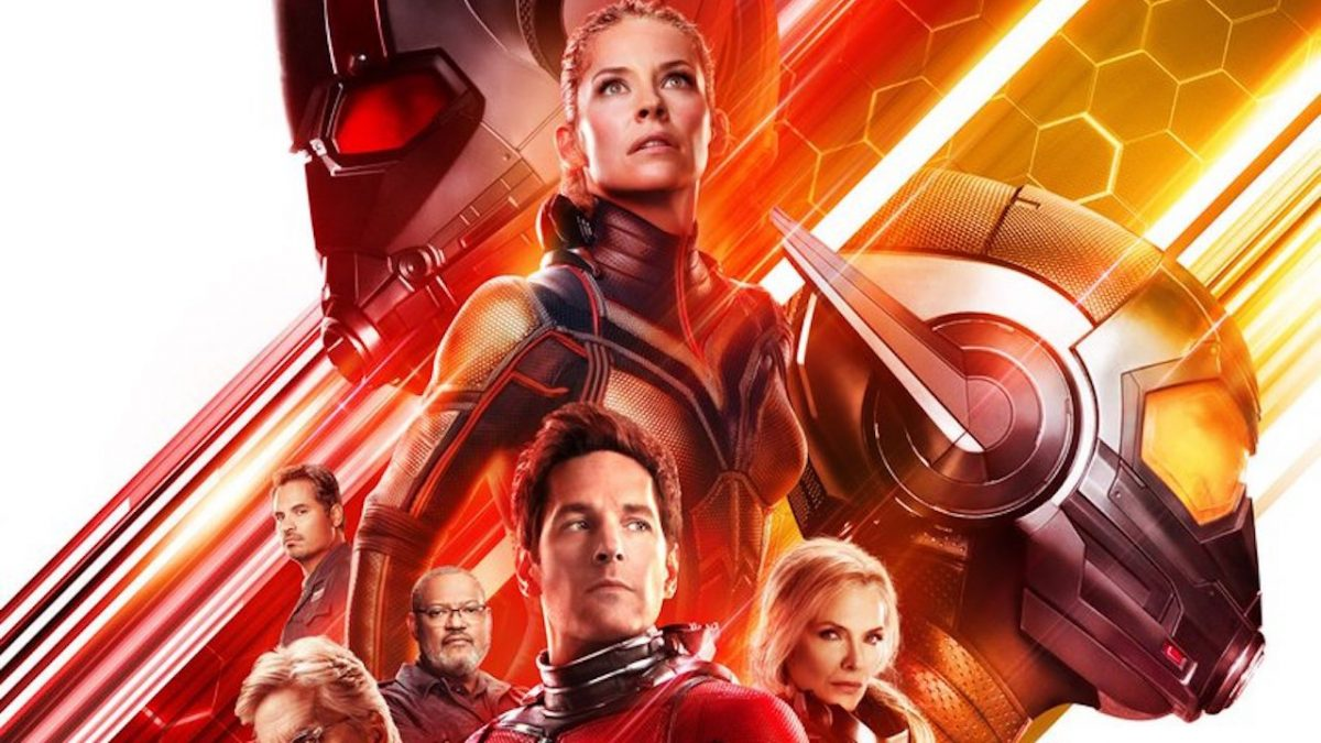 Ant-Man and the Wasp Blu-ray and DVD Release Dates