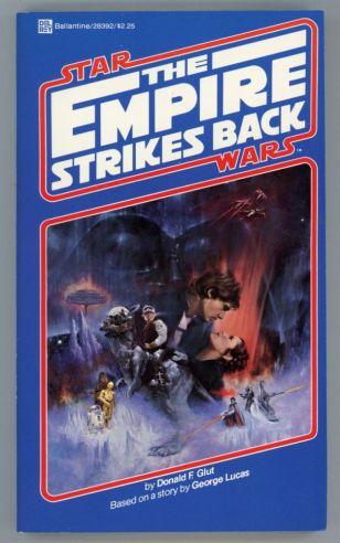 Empire Strikes Back - Donald F. Glut interview on Blazing Minds