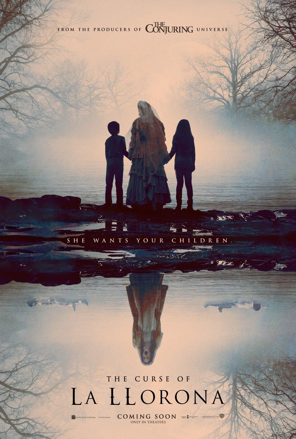 The Curse of La Llorona – New Trailer and Poster Announced