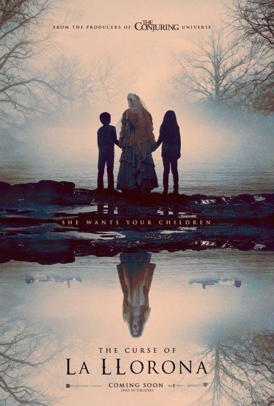 The Curse of La Llorona - Official Poster