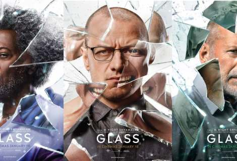 WATCH the Brand New Trailer for M. Night Shyamman's GLASS
