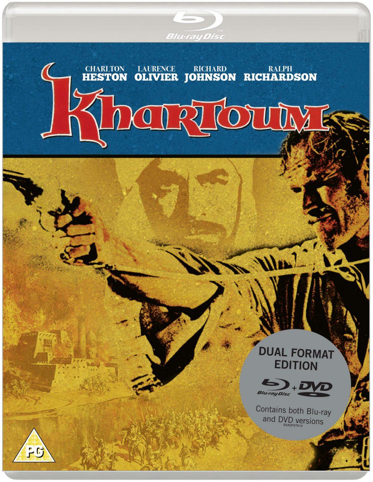 WIN KHARTOUM [Eureka Classics] Dual Format (Blu-ray & DVD)